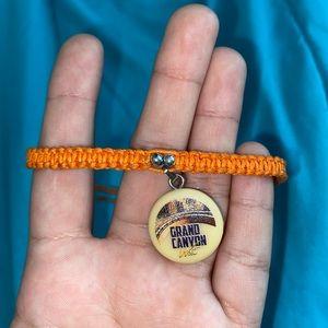 Accessories - Grand Canyon orange bracelet